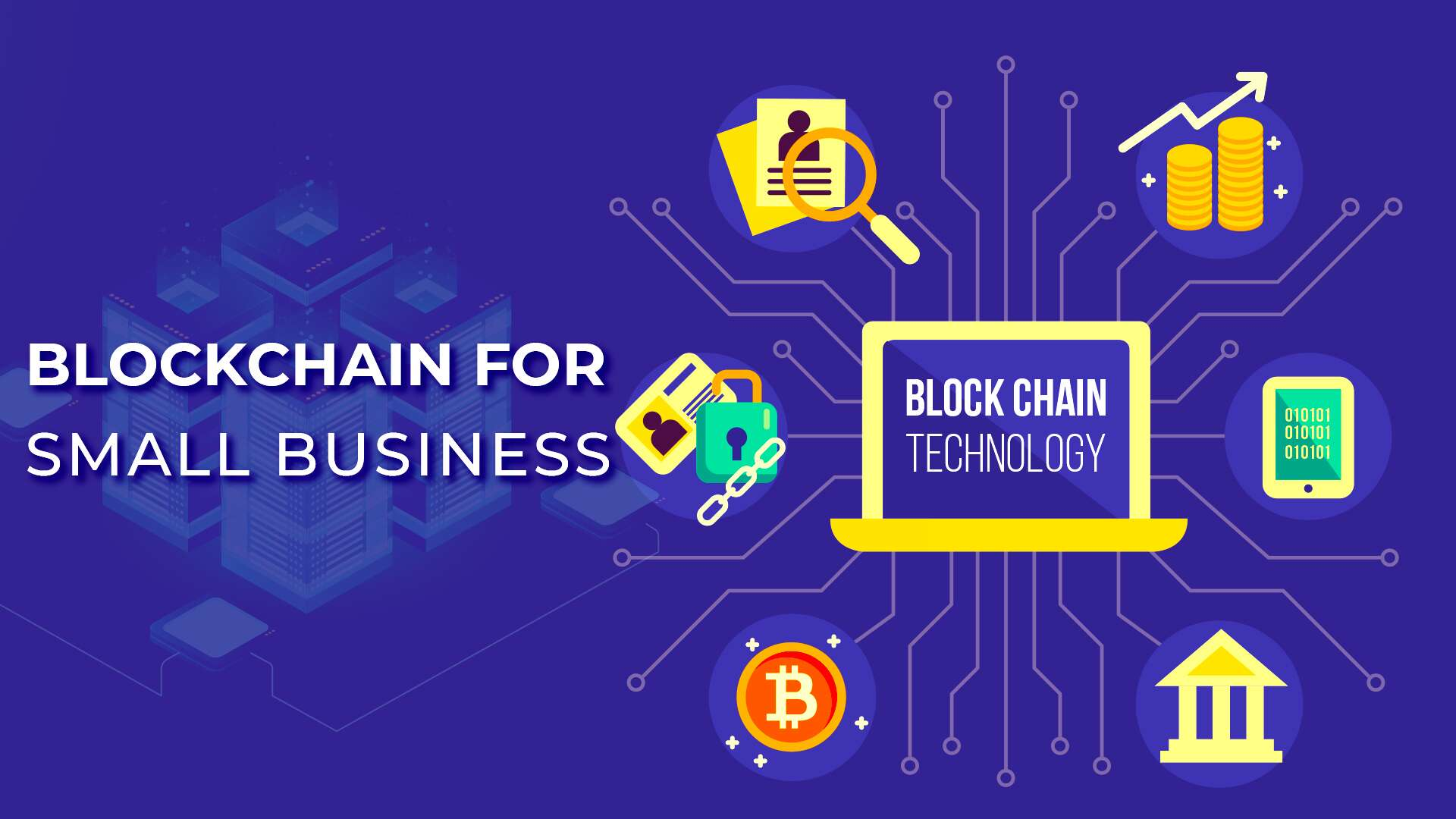 How Small Business uses Blockchain technology?
