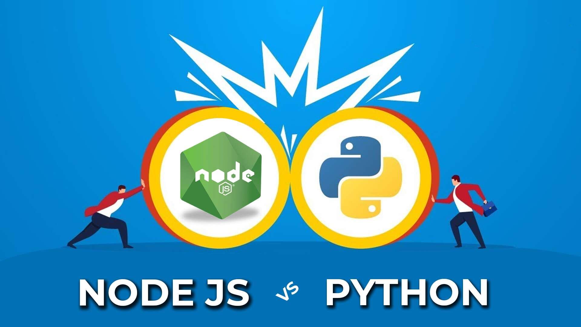Choose the best technology for Web APP : Node JS vs Python