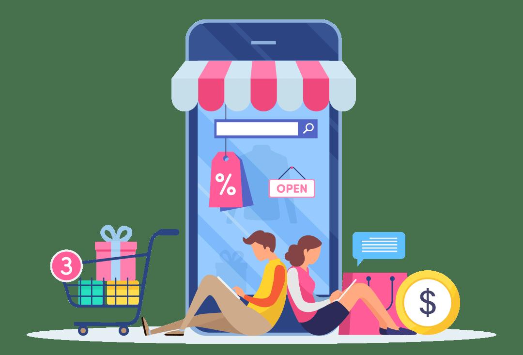 E-Commerce Website development in the USA, Canada, and UAE