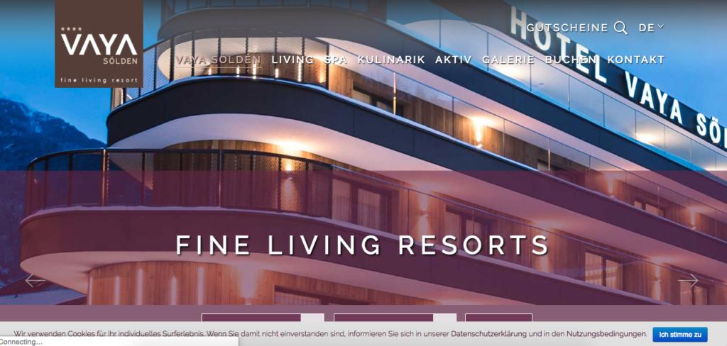 Fine Living Resorts